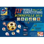 Jif World Competitions Bonneville 2015