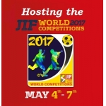 Candidature per ospitare JIF World Competitions 2017