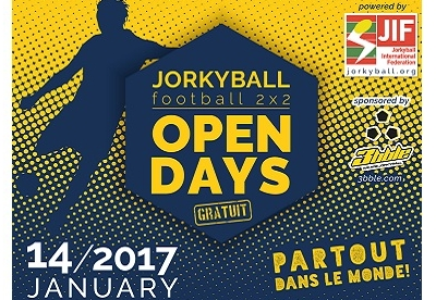 The Jorkyball Open Days 2017