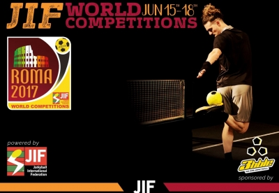 JIF World Competitions Rome 2017