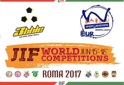 I Mondiali JIF 2017 presso il Dabliu Eur Roma